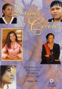 Couverture dames créoles