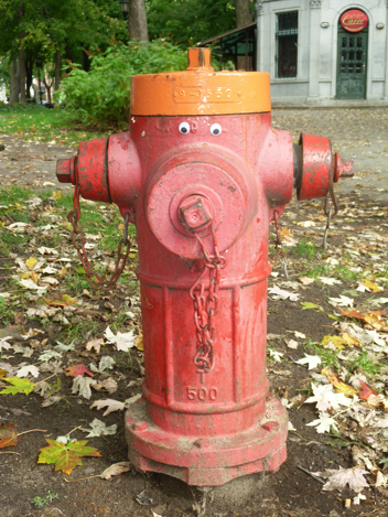 Bouche d'incendie - © P. Marion 2012