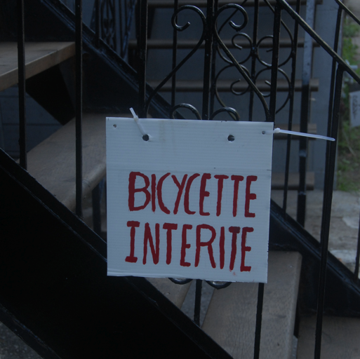 bicycette interite