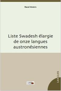 Liste Swadesh élargie de onze langues austronésiennes